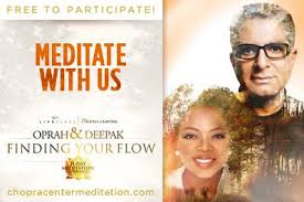 oprah meditation