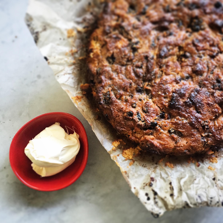 GAPS, Paleo, gluten free Christmas Cake