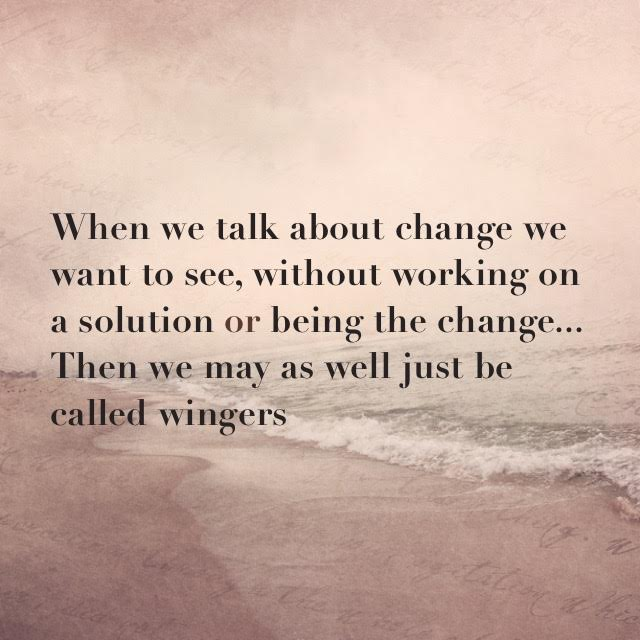 changemakers vs wingers