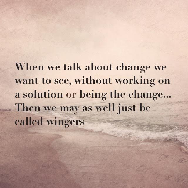 changemakers vs wingers