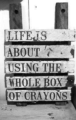 crayons variety