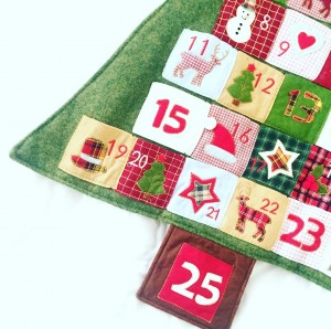 Advent calendar for Seb