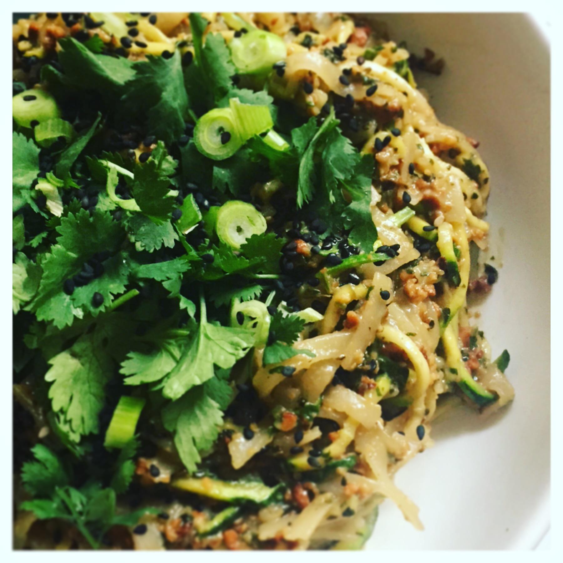 Pad Thai Ish