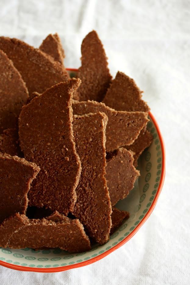 chocolate-shards