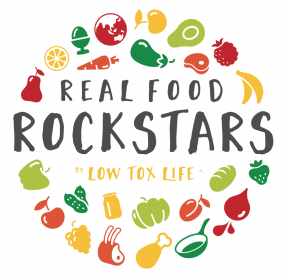 Real Food Rockstars Logo 2017