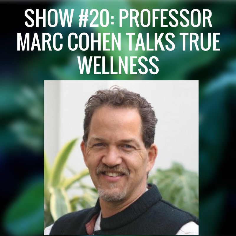 Prof Marc Cohen podcast