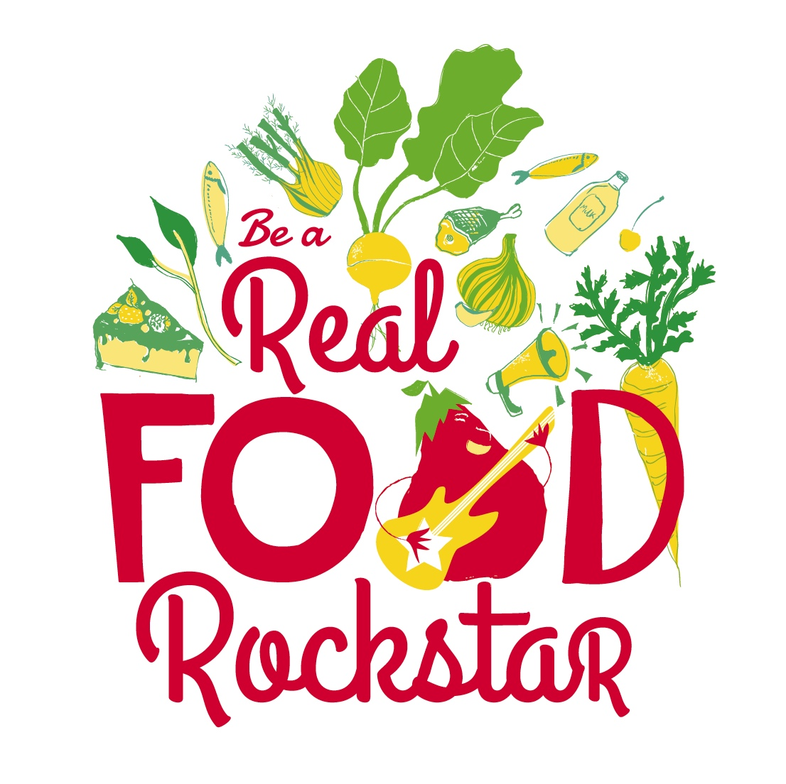 Real Food Rockstar on-demand eCourse
