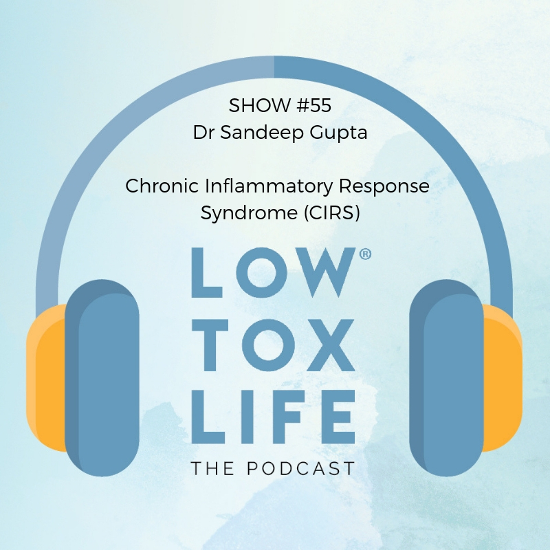 Show #55: Chronic Inflammatory Response Syndrome with Dr