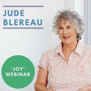 Webinar - Jude Blereau