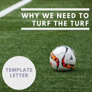 Letter Template - turf