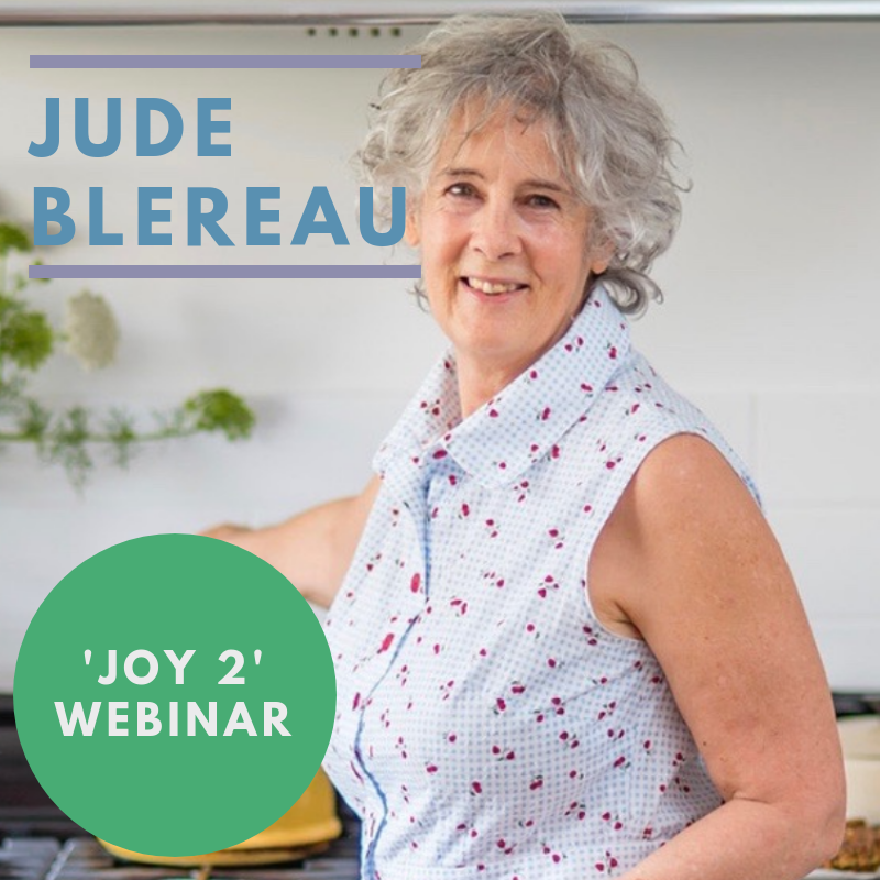 Joy 2 Webinar with Jude Blereau