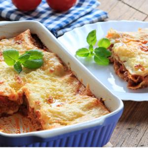 Gluten Free Lasagne - Makes 2!